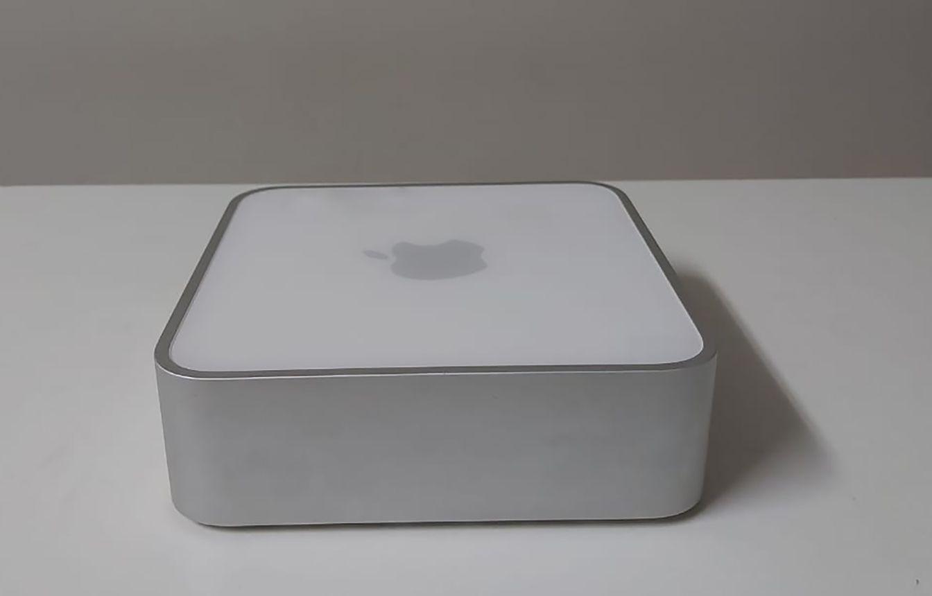 Mac Mini MB463LL/A Intel Core 2 Duo 2GHz 4GB HD-250GB
