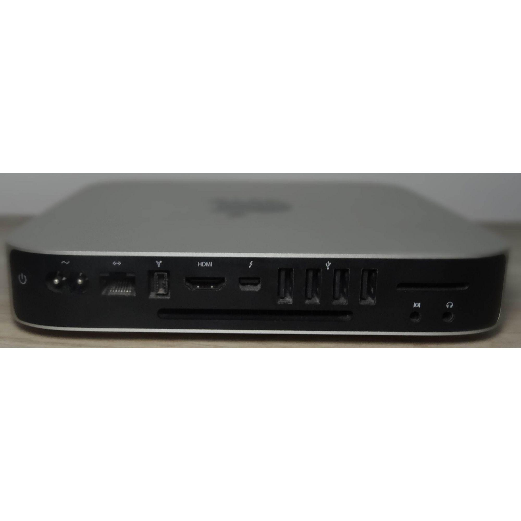 Mac Mini MC815LL/A Intel Core i5 2.3GHz 4GB 500GB HD (Não Enviamos)