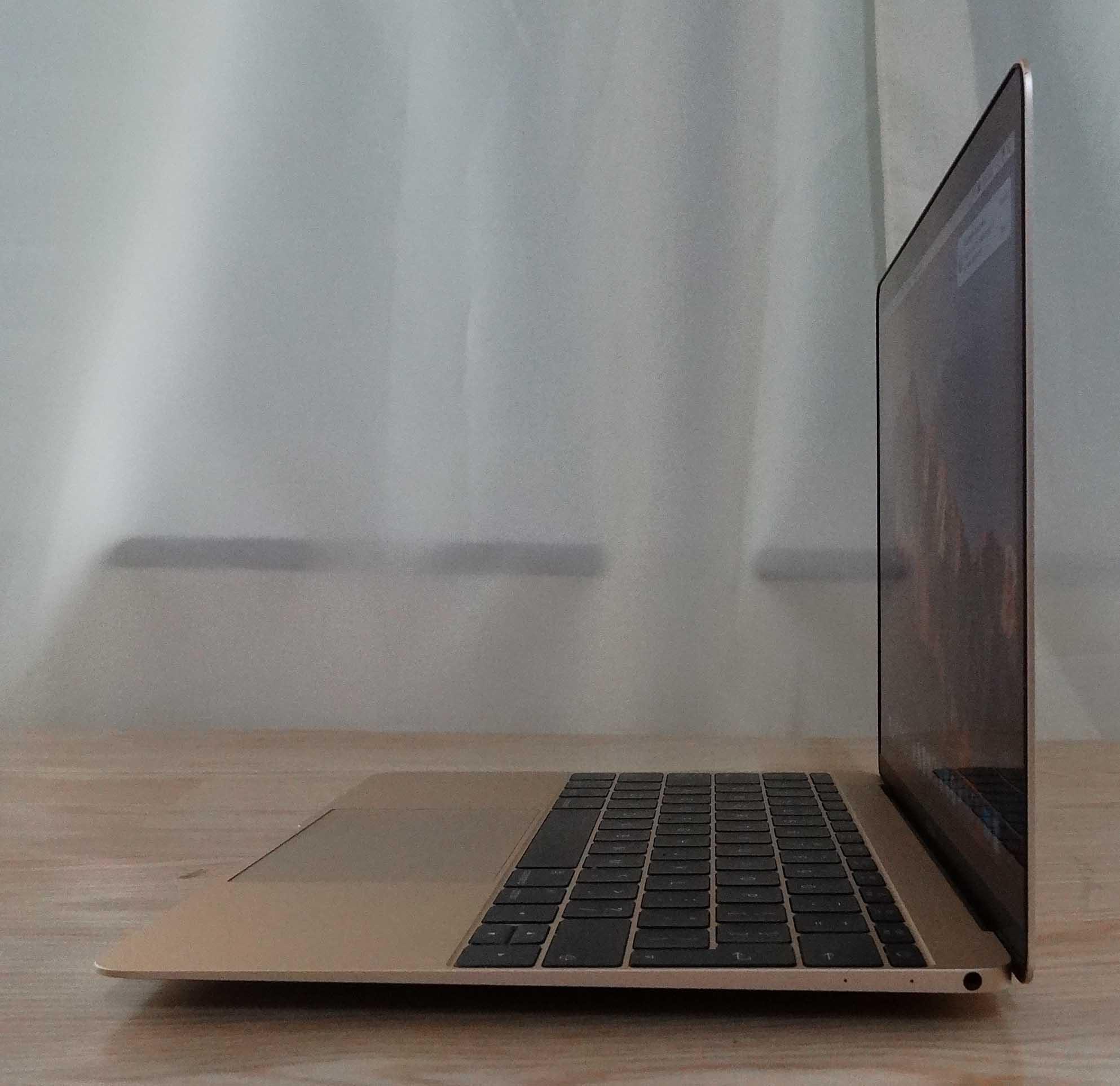 Macbook MLHA2LL/A 12'' Intel Core M3 8GB SSD-256GB