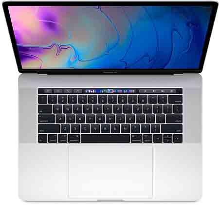 """Macbook Pro A1990 15.4"""" Intel Core i9 2.9GHz 32GB SSD-512GB - Touchbar"""