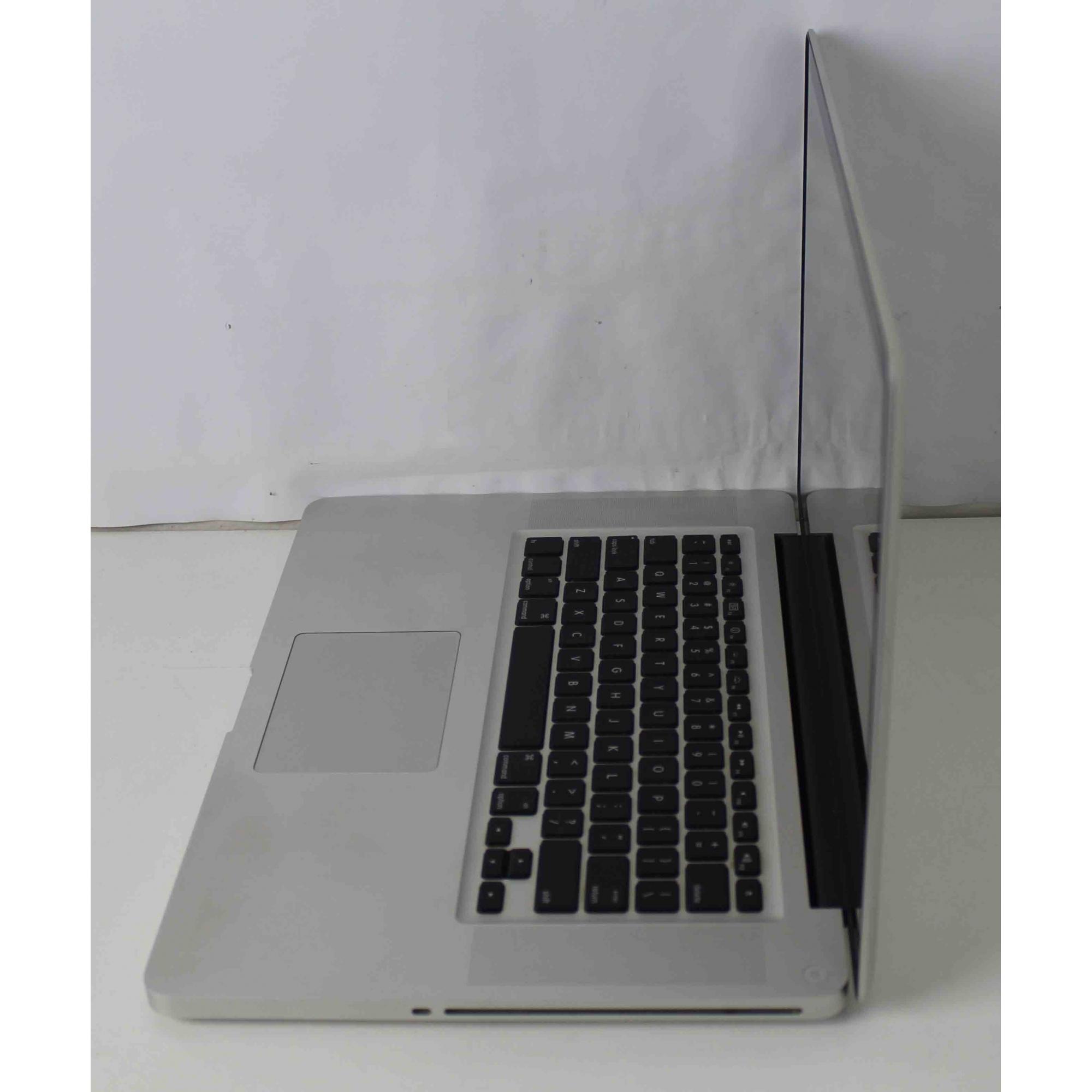 """Macbook Pro MC372LL/A 15"""" Intel Core i5 2.53GHz 4GB HD-500GB"""