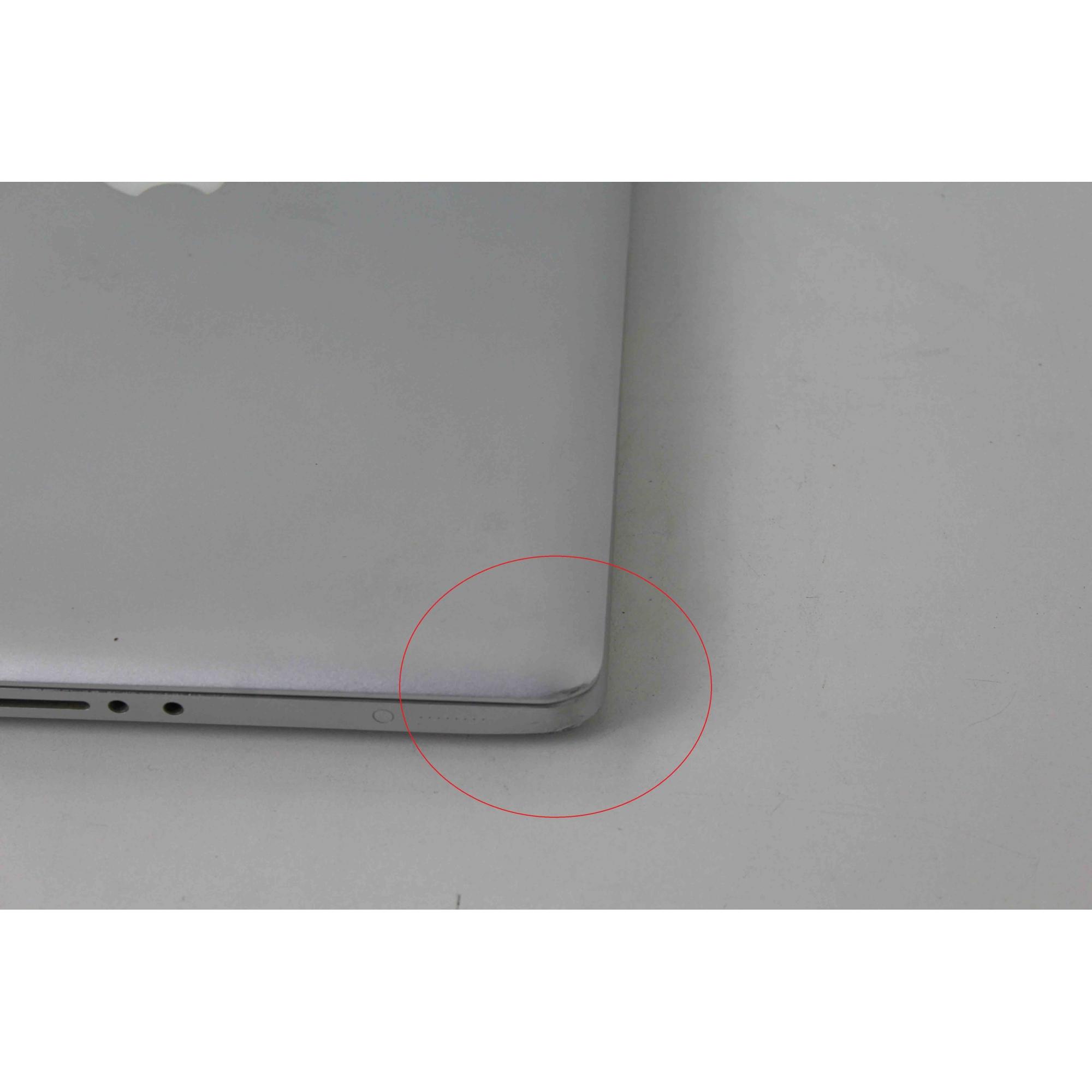"Macbook Pro MC373LL/A 15.4"" Intel Core i7 2.66GHz 8GB HD-500GB + SSD-240GB Não enviamos"