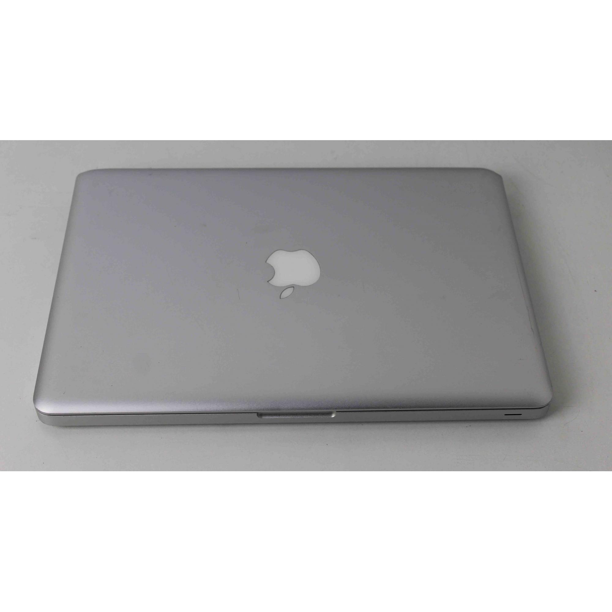 """Macbook Pro MC374LL/A 13.3"""" Intel Core 2 Duo 2.4GHz 4GB HD-500GB - Não enviamos"""