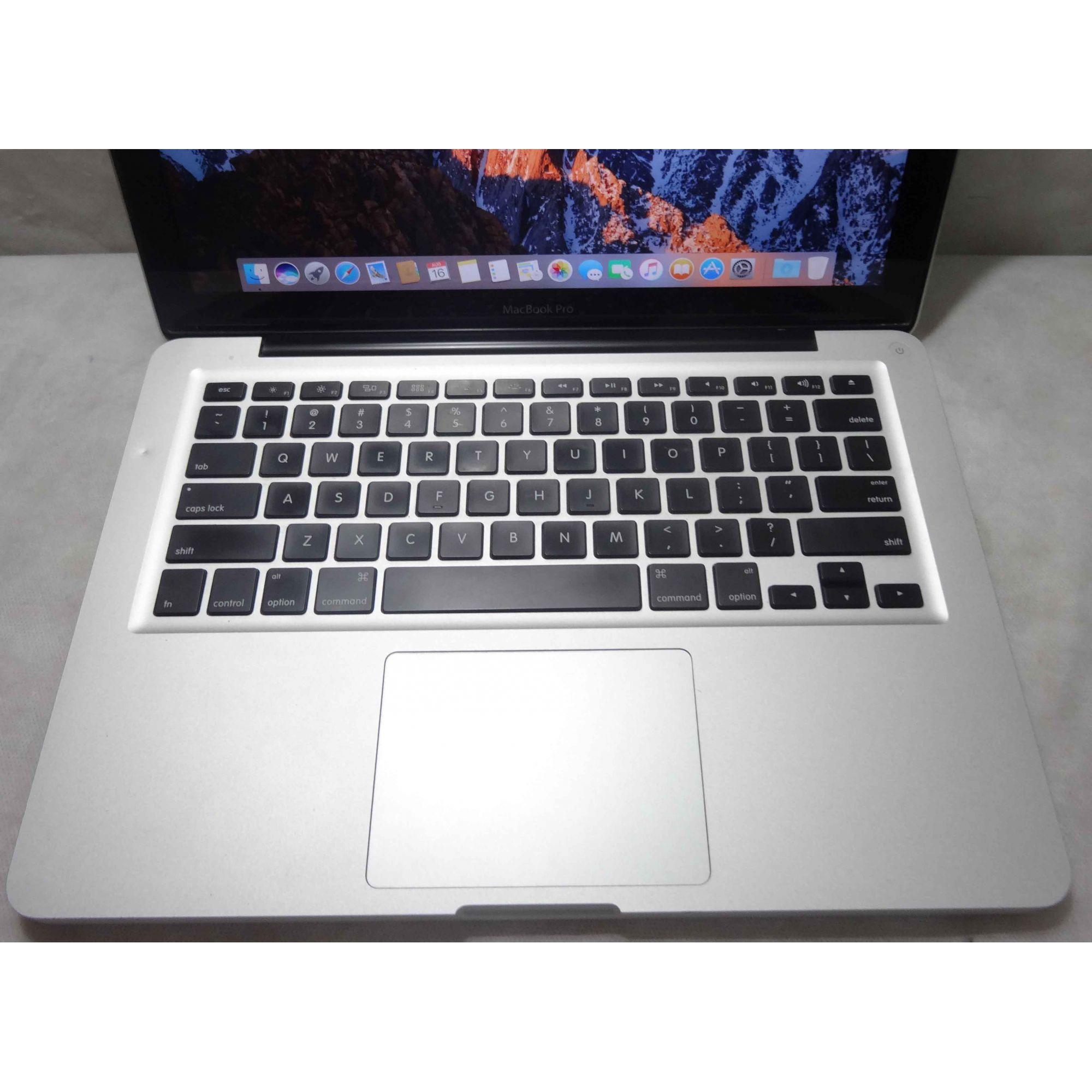 Macbook Pro MC700LL/A 13.3'' Core i5 2.3GHz 8GB HD-750GB (Não Enviamos)