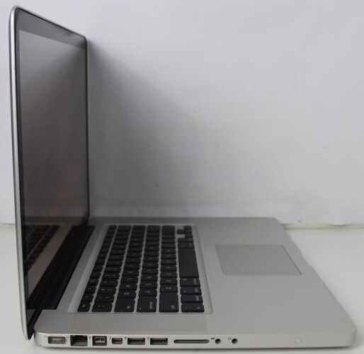 "Macbook Pro MC721LL/A 15.4"" Intel Core i7 2GHz 4GB HD-500GB - Não enviamos"