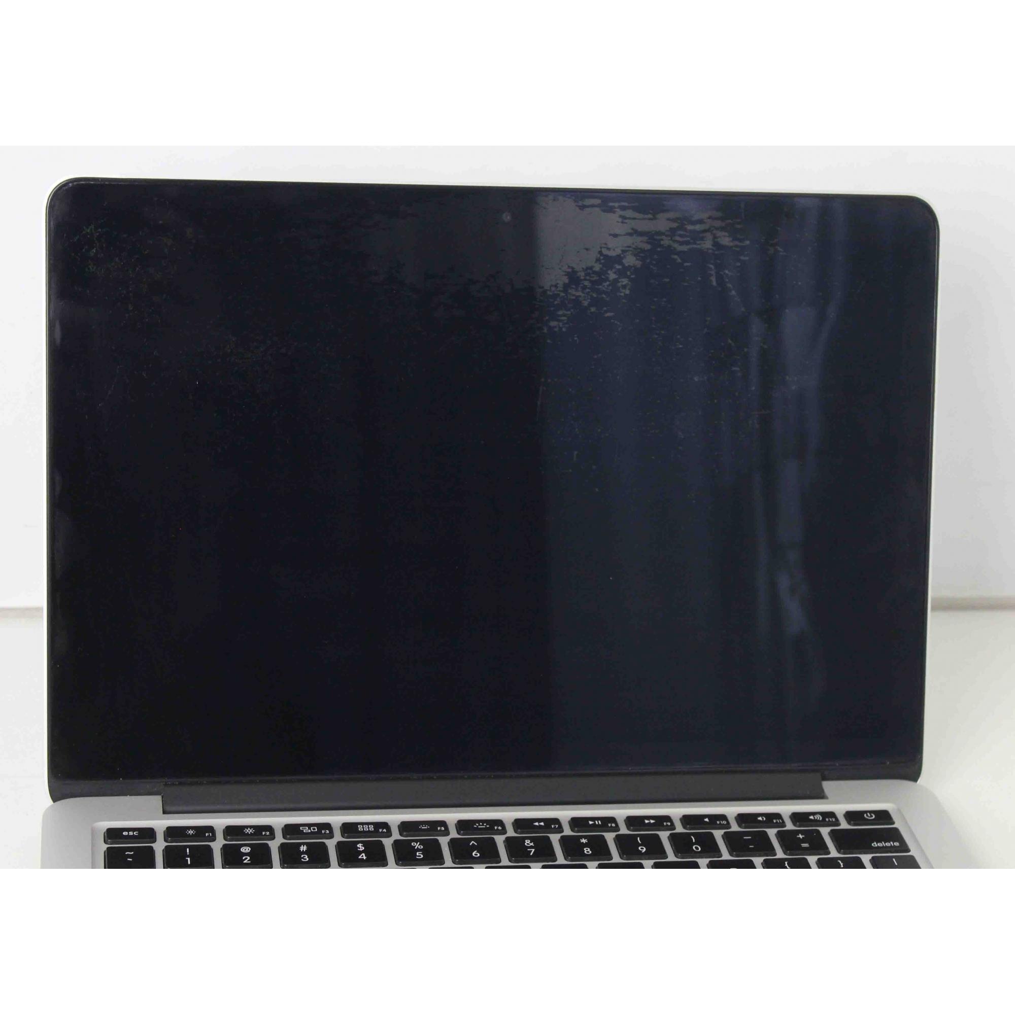 "Macbook Pro ME864LL/A 13.3"" Intel Core i5 2.4GHz 4GB SSD-128GB (Não Enviamos)"