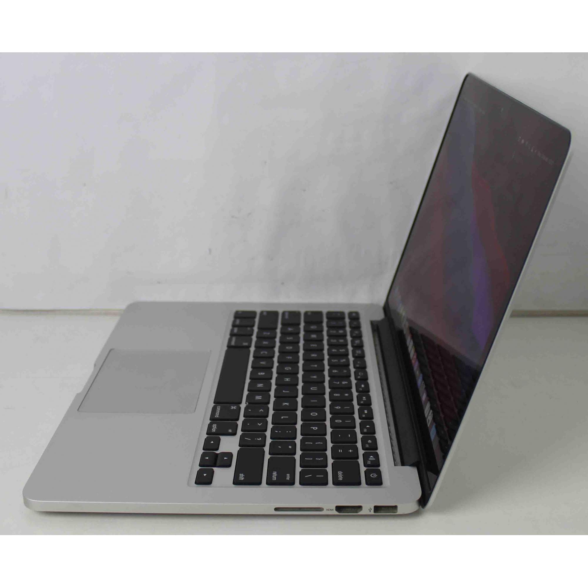 """Macbook Pro ME864LL/A 13.3"""" INTEL CORE I5 2.4GHz 8GB SSD-256GB"""
