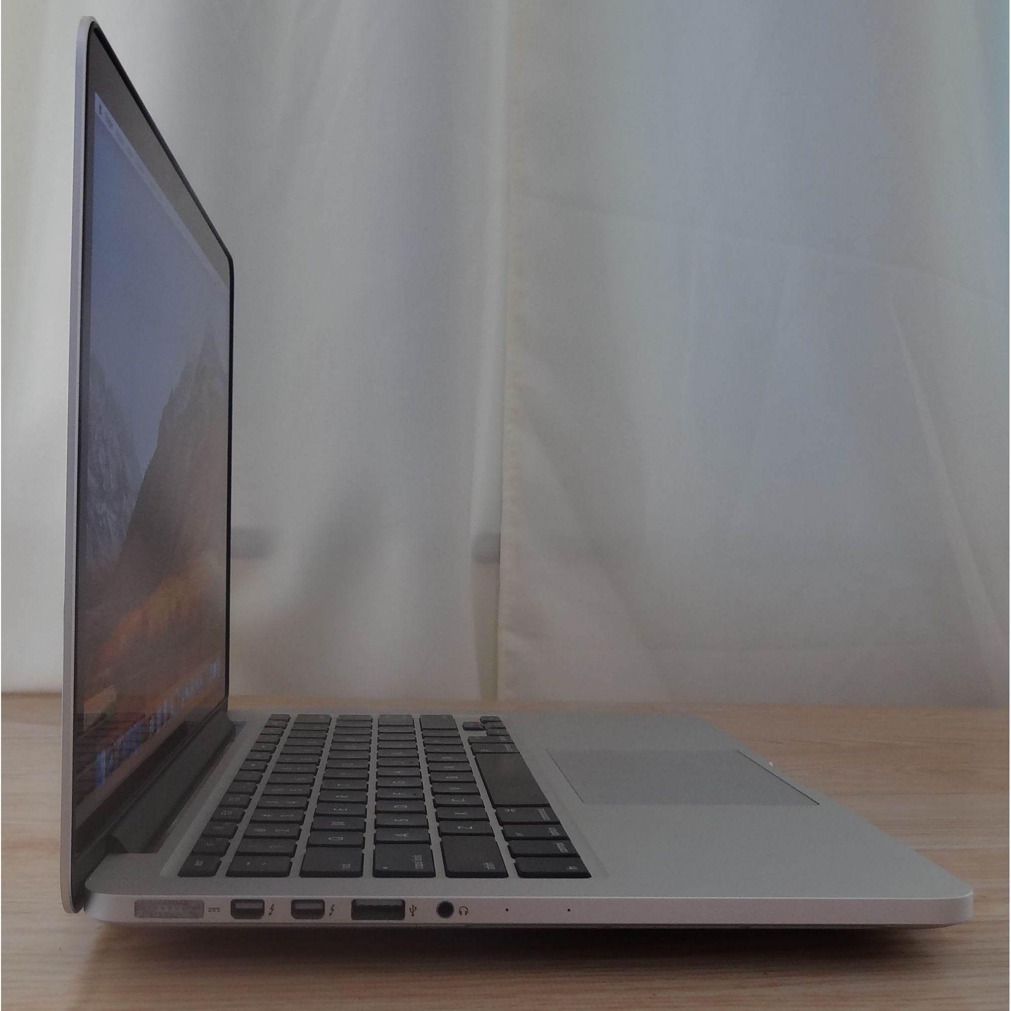 """MacBook Pro Retina MF839LL/A 13.3"""" Intel Core i5 2.7GHz 8GB 256GB(SSD)"""