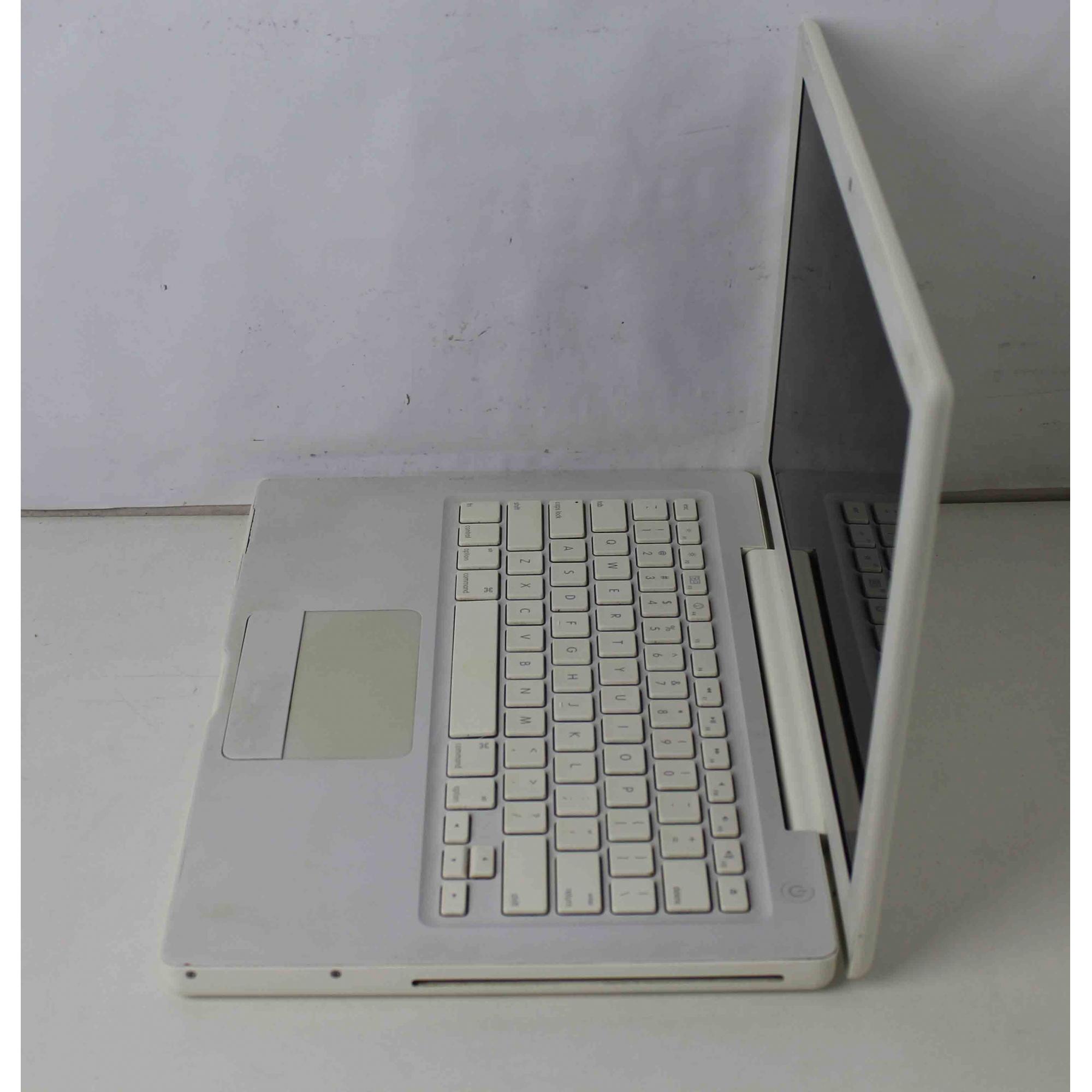 "Macbook White MB403LL/A 13.3"" Intel Core 2 Duo 2.4GHz 2GB HD-160GB (Não enviamos)"