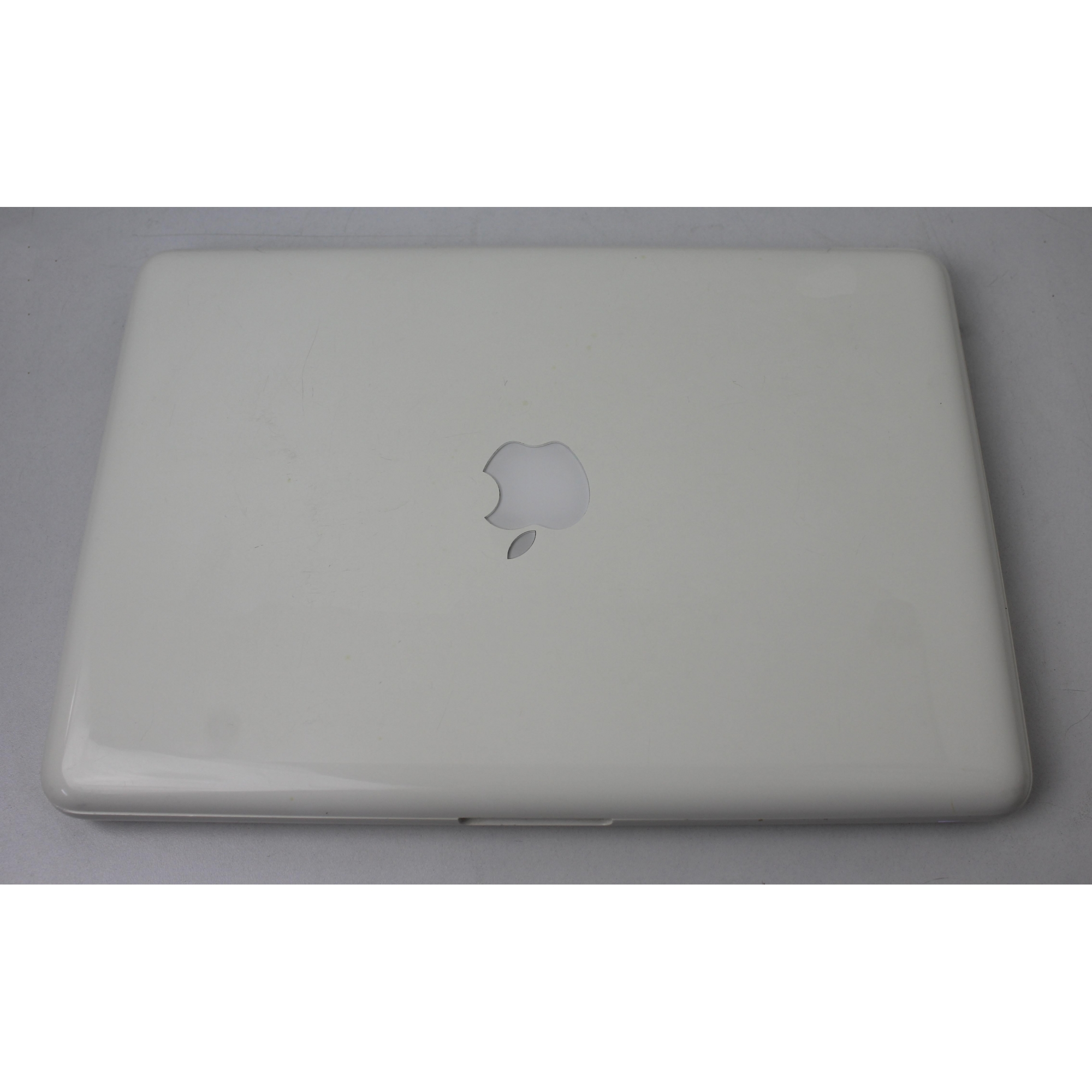 "MACBOOK WHITE MC516LL/A 12"" INTEL CORE 2 DUO 2.4GHZ 4GB HD-250GB - NÃO ENVIAMOS"