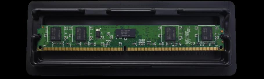 Memoria Micron 1GB 1Rx8 Pc2-6400p-555-13-r1 Para Servidores