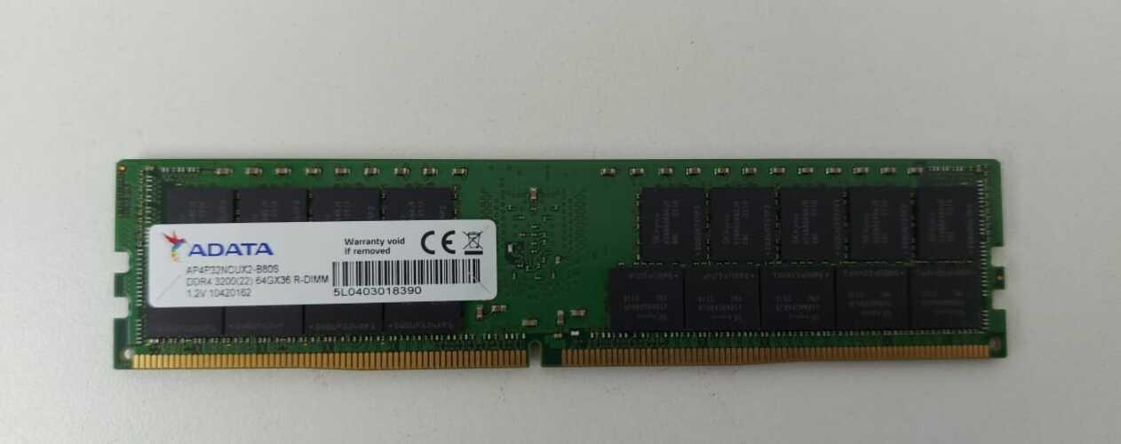 Memoria SK hynix 64GB PC4-3200AA-RB-12 (Para Servidores)