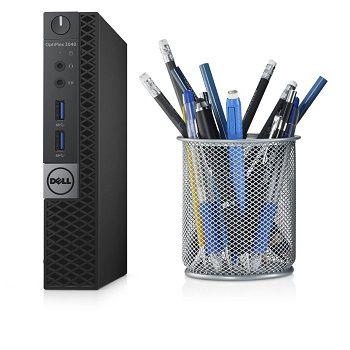 Computador Micro CPU Dell DeskMicro Optiplex 3040M Core i3 6ª geração 8GB HD-500GB