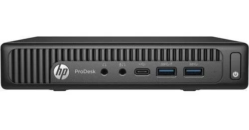 Micro CPU HP ProDesk 600 G2 Mini Core i5 6ª geração 4GB HD-500GB