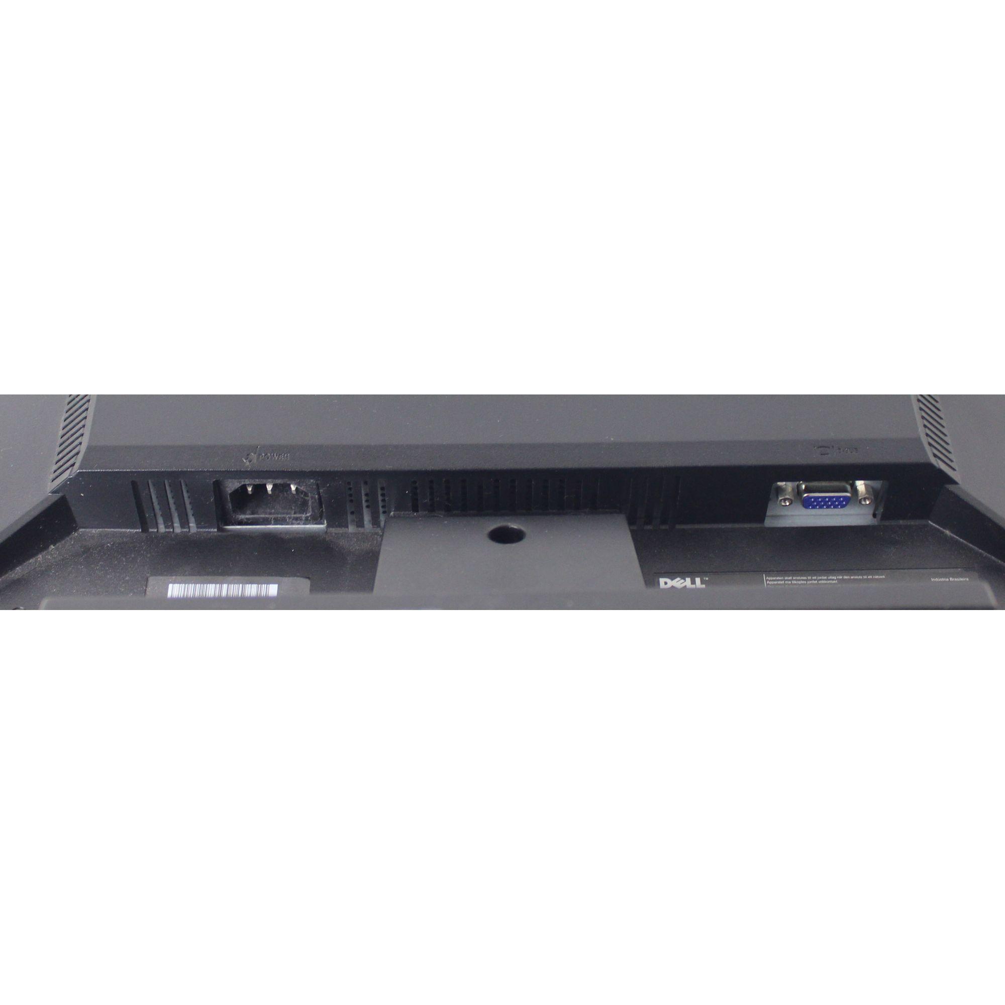 Monitor Dell E1709Wc 17 Polegadas-LCD