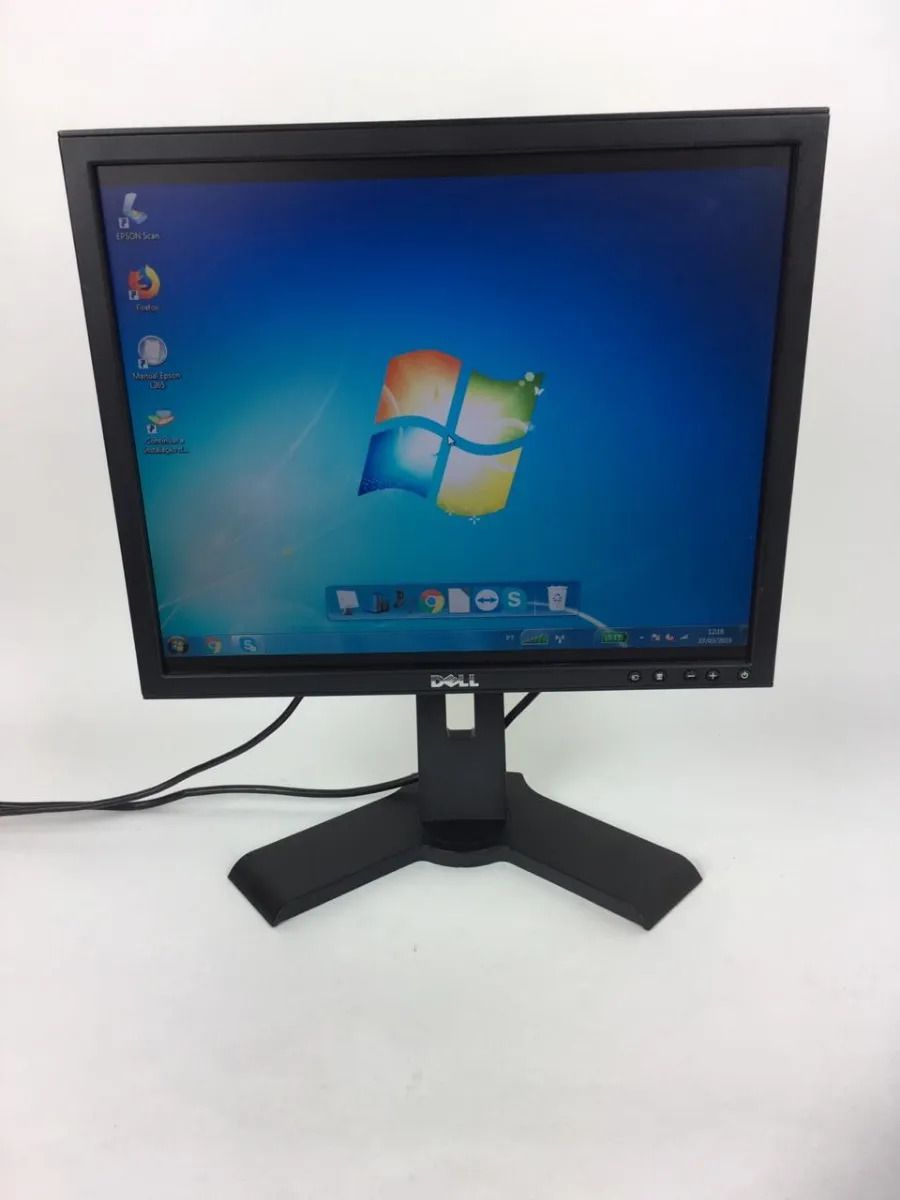 """Monitor Dell Empresarial P190st 19"""" Tela quadrada - LED"""
