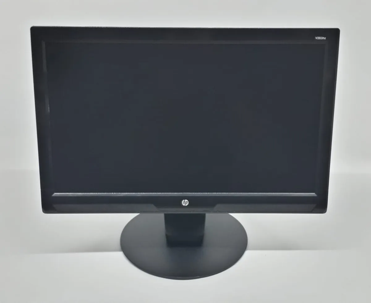 """Monitor Empresarial Hp V203hz Led 19,5"""" Vertical"""