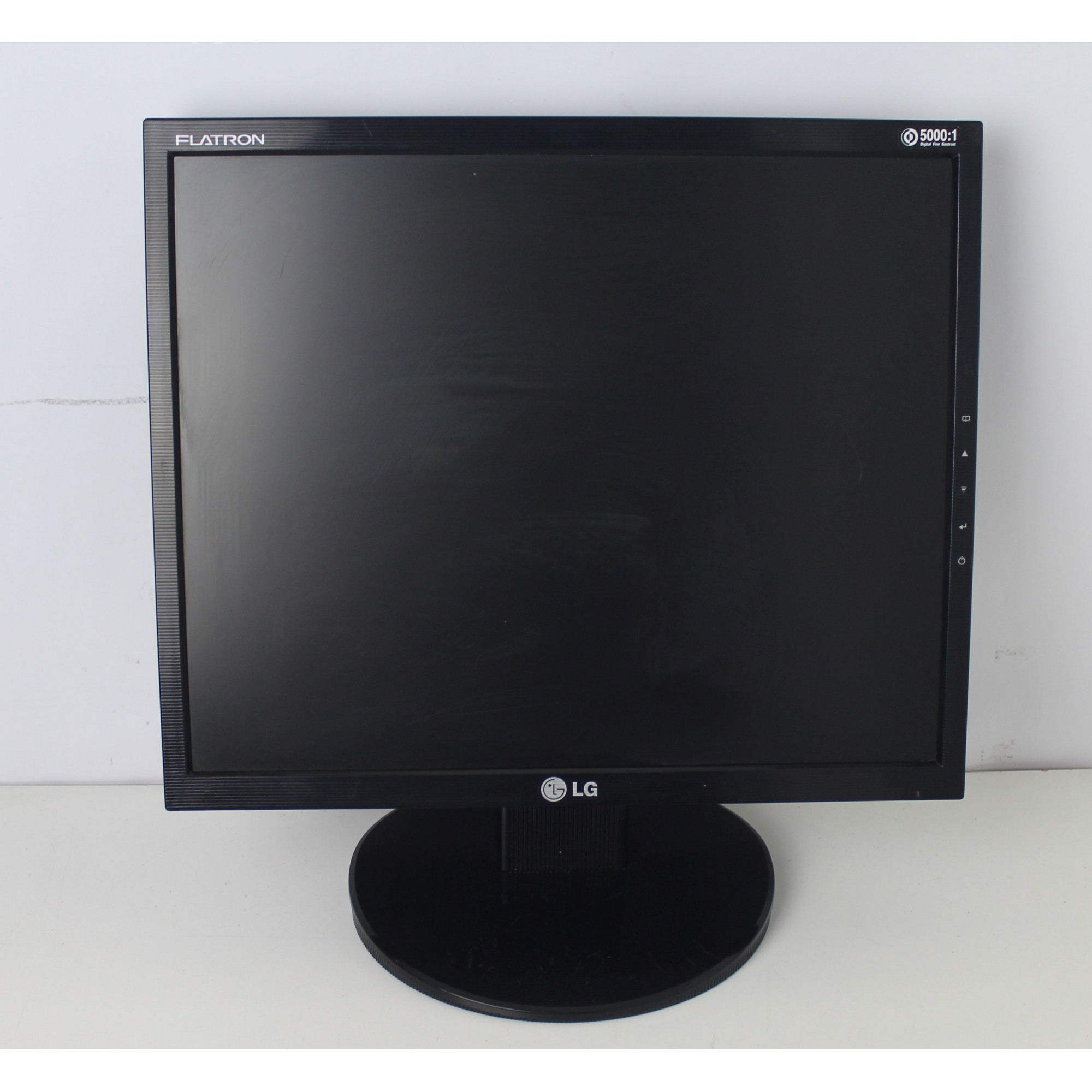 """Monitor LG flatron L1753TS 17"""" - LCD (Não Enviamos)"""