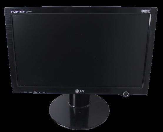 "Monitor LG flatron L177ws 17"" - LCD"