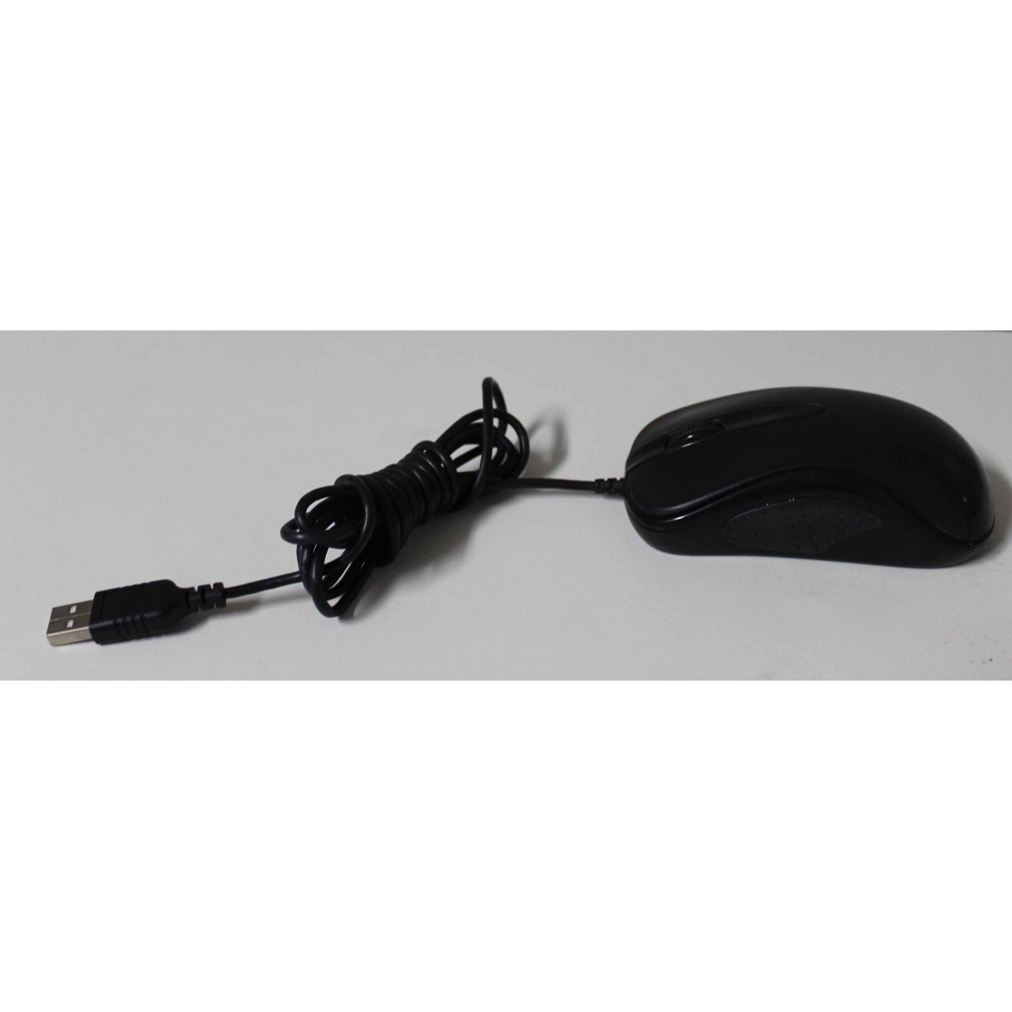 Mouse Mtek USB MS209U - Preto