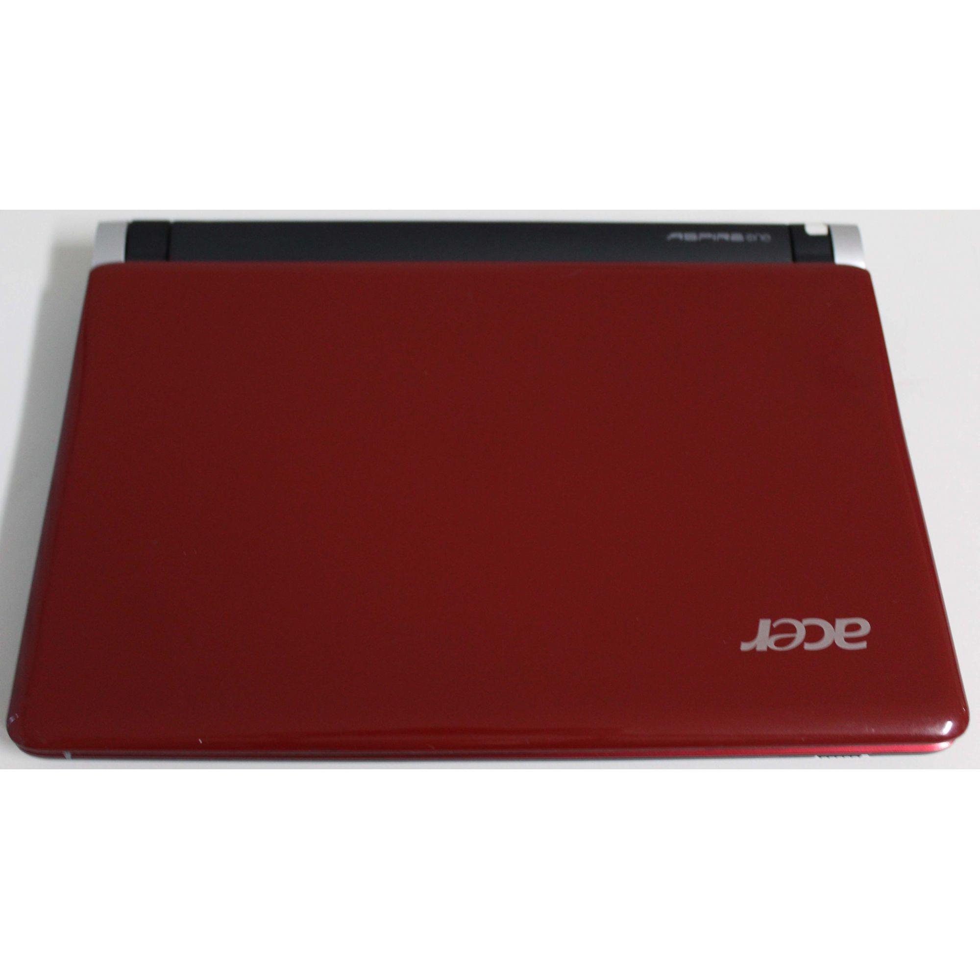 """Netbook Acer Aspire One 10.1"""" Intel Atom 1.6GHz 2GB HD-160GB (Não Enviamos)"""