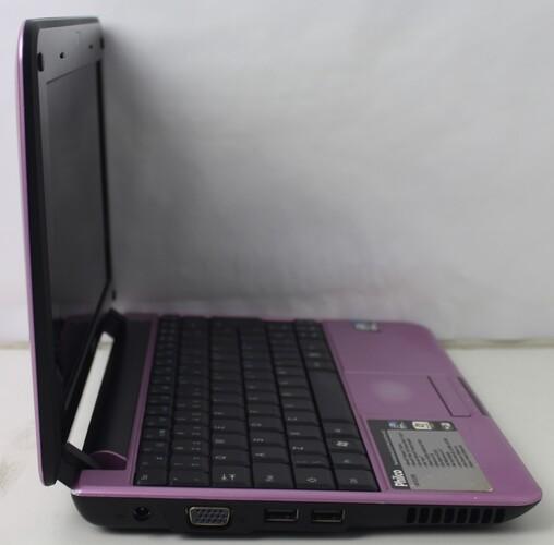 "Netbook Philco 10B-R123WS 10.1"" Intel Atom 1.8GHz 2GB HD-160GB"