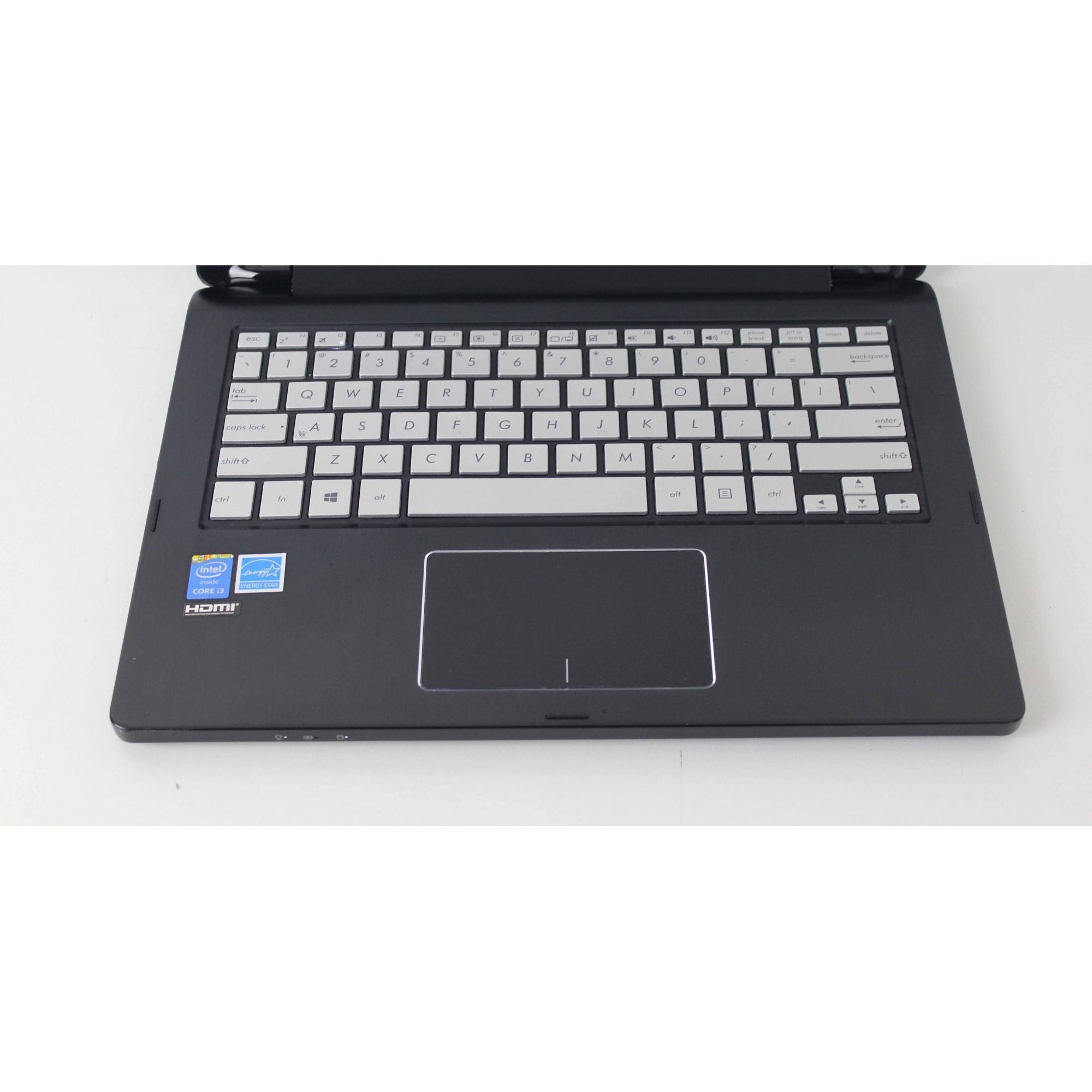 "Notebook 2 em 1 ASUS Q302L 13.3"" Intel Core i3 4GB HD-500GB + Touch"