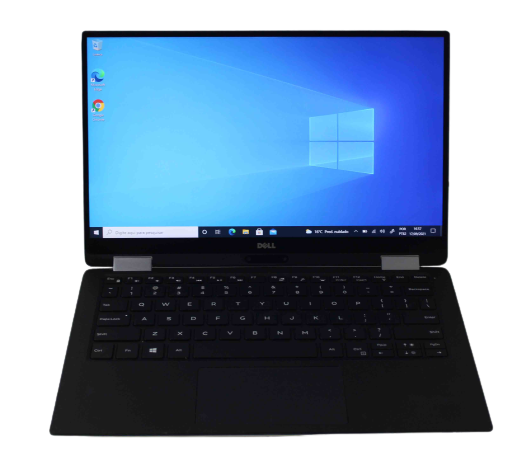 """Notebook 2 em 1 Dell XPS 13-9365 13.3"""" Intel Core i7 16GB SSD-512GB + Touchscreen"""