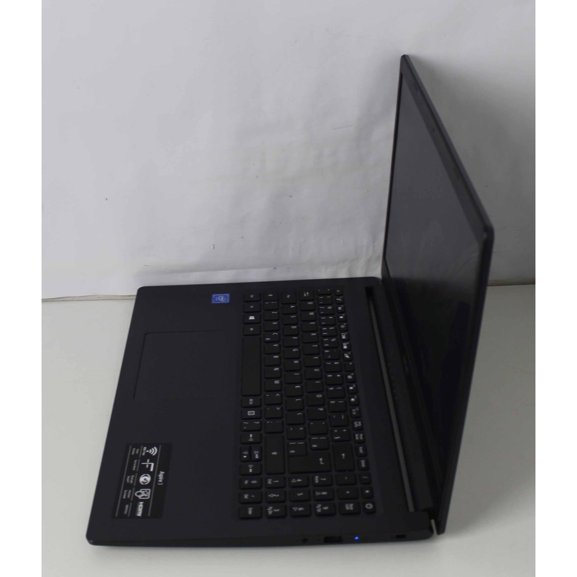 """Notebook Acer Aspire 3 A315-34-C5EY 15.6"""" Intel Celeron 1.1GHz 4GB HD-500GB"""