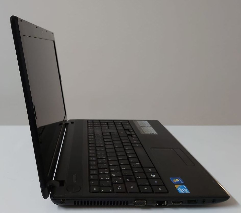"Notebook Acer Aspire 5742 15.6"" Intel Core i3 2.53GHz 4GB HD-320GB + Alphanumérico"