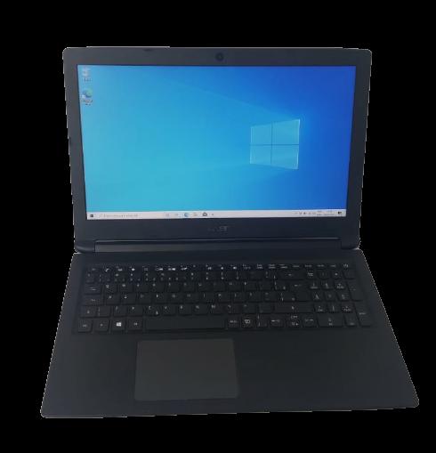 "Notebook Acer Aspire A315-33 15.6"" Intel Celeron 1.6GHz 4GB HD-500GB + Alphanumérico"