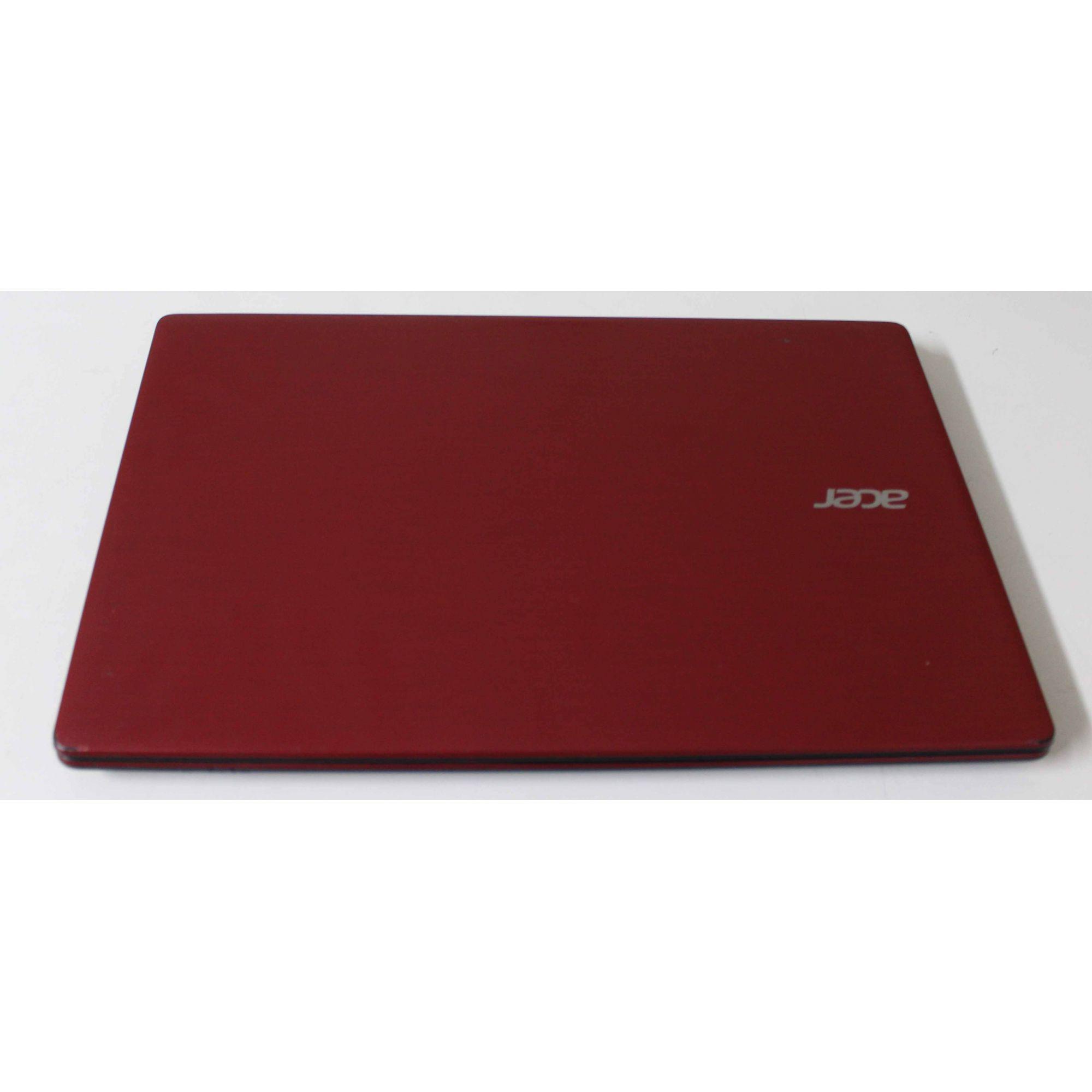 Notebook Acer Aspire E5-571-34DV 15.6'' Intel Core i3 1.7GHz 4GB HD-500GB + Alphanumérico (Não Enviamos)