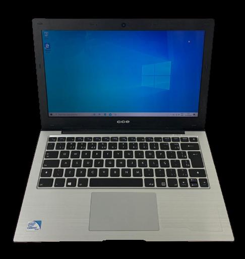 Notebook CCE Ultra Thin S23 Cel. 4GB HD-320GB
