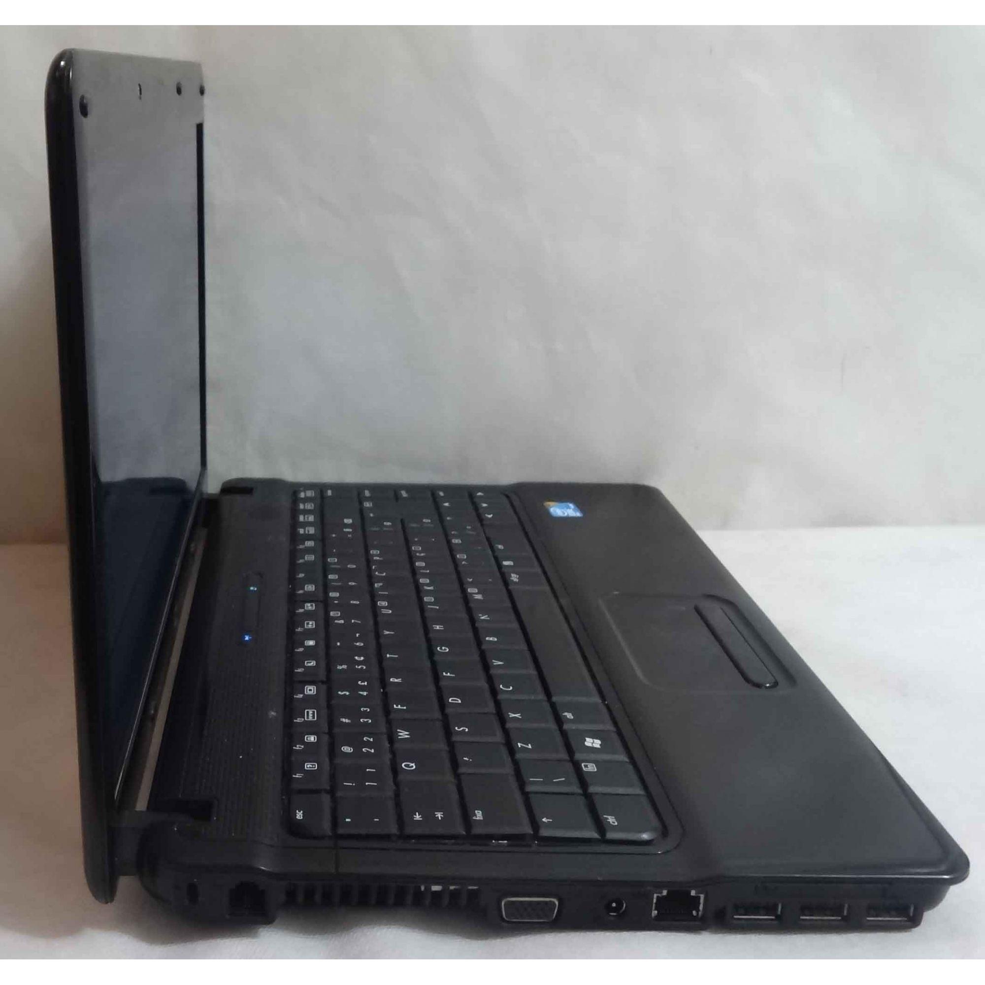 Notebook Compaq 510 14'' Core 2 Duo 2GHz 2GB HD-160GB(NÃO ENVIAMOS)