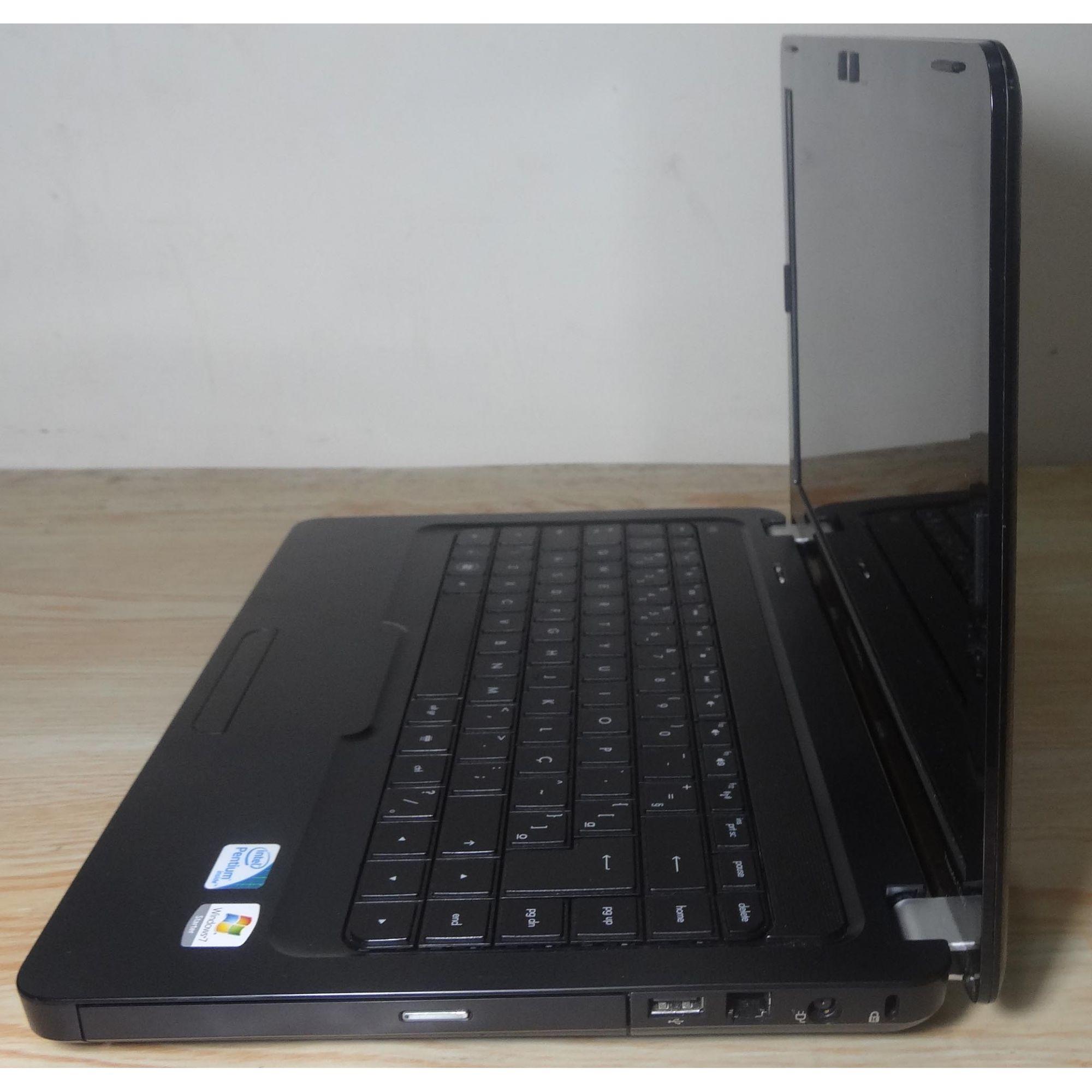 Notebook Compaq CQ42 14'' Intel Pentium Dual 2.3Ghz 4GB HD-320GB (Não Enviamos)