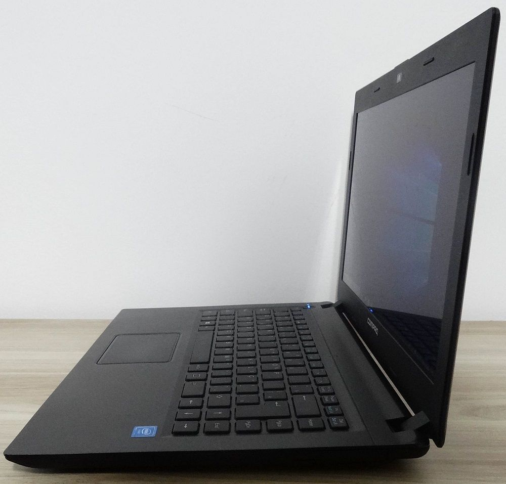 "Notebook Compaq Presario CQ23 14"" Cel. 2.16GHz 4GB 500GB HD"