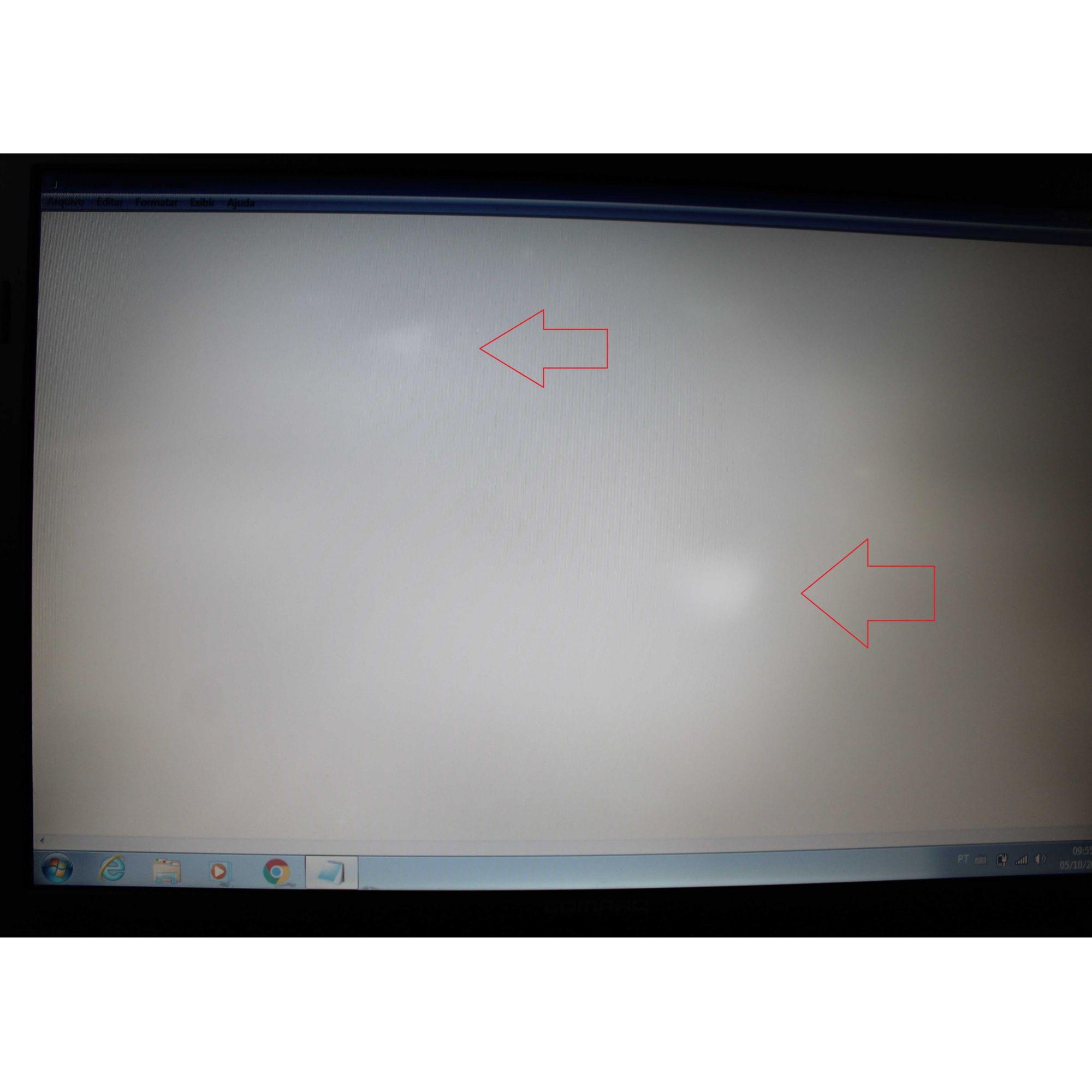 "Notebook Compaq Presario CQ40-712BR 14.1"" Pentium Dual Core 2.10GHz 2GB HD-320GB"