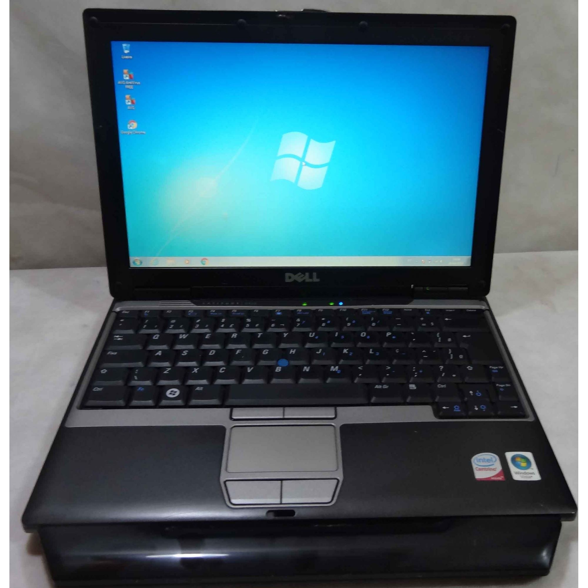 Notebook Dell D430 12.1'' Intel Core Duo 1.2GHz 2GB HD-80GB