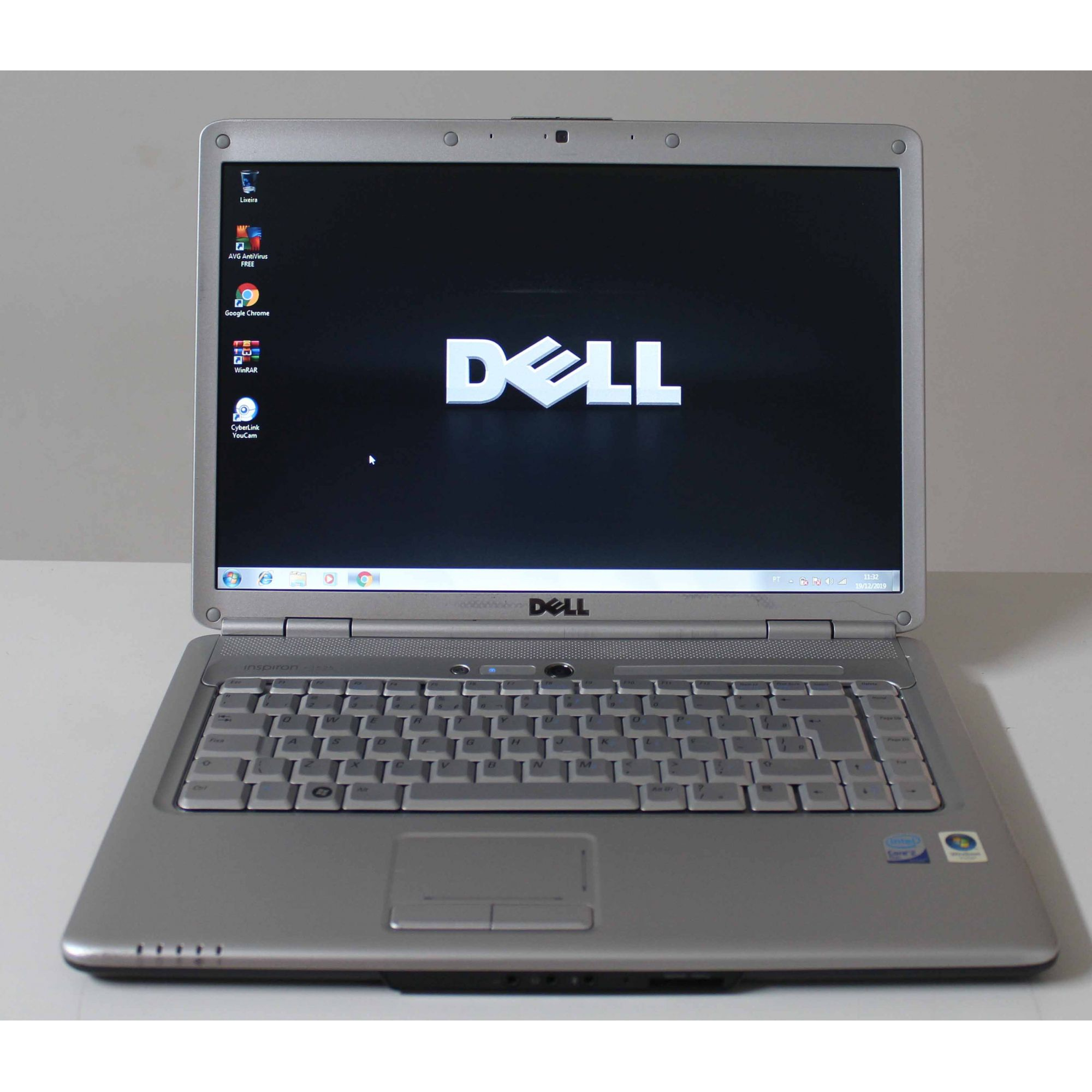 "Notebook Dell Inspiron 1525 14"" Intel Core 2 Duo 2.0GHz 3GB HD-120GB"