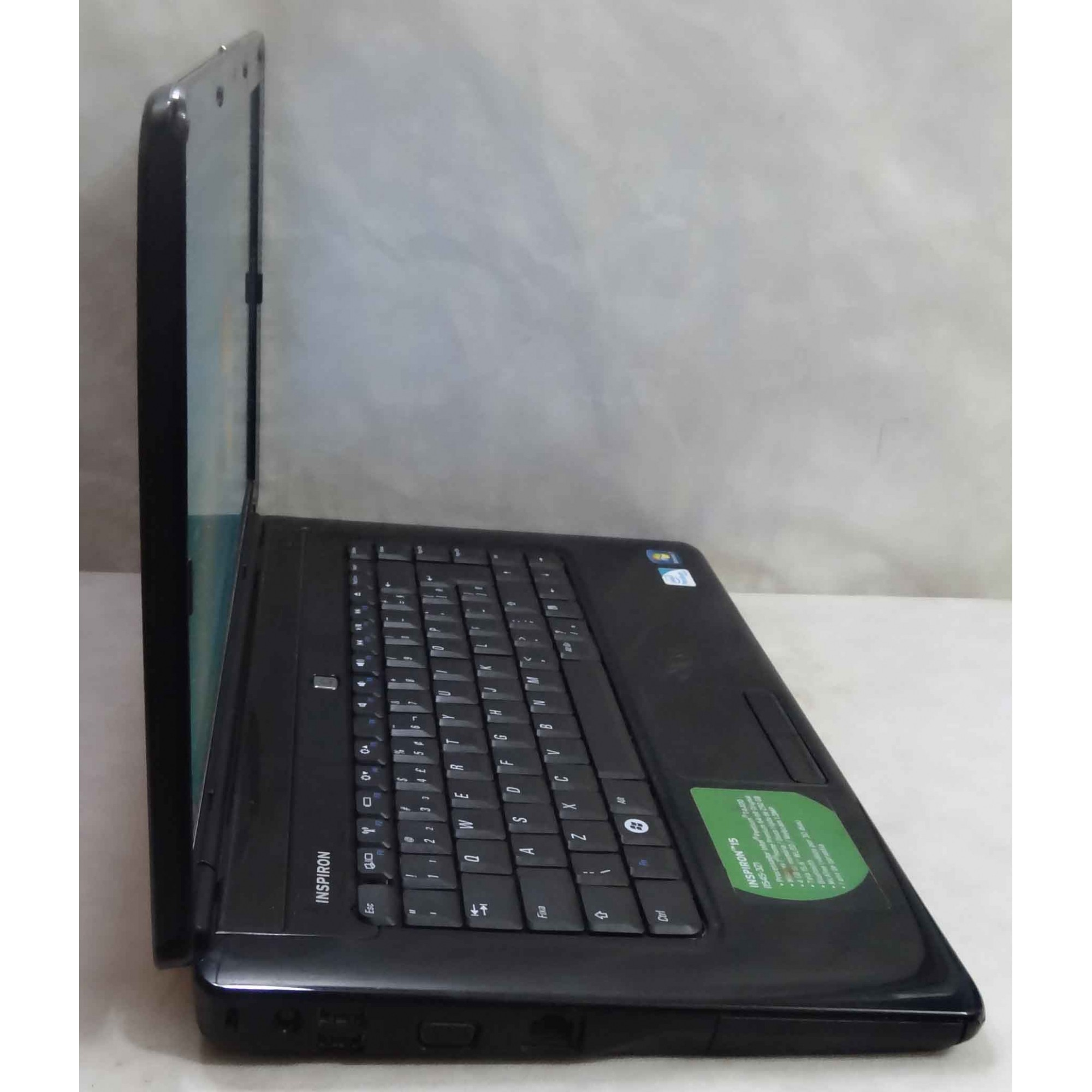 Notebook Dell Inspiron 1545 15.6'' Intel Pentium Dual Core 2.2GHz 4GB HD-500GB