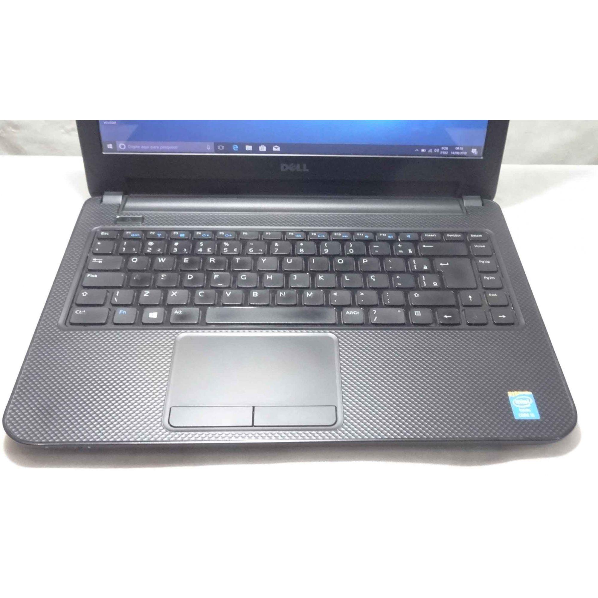 Notebook Dell Inspiron 3437 i5 1.6GHz 4GB HD-1TB 1GB Dedicada (Não Enviamos)