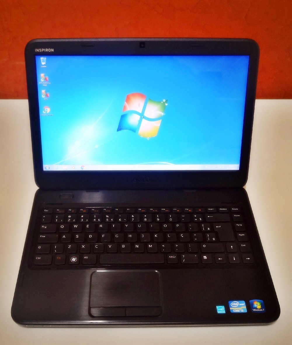 Notebook Dell Inspiron N4050 14.1