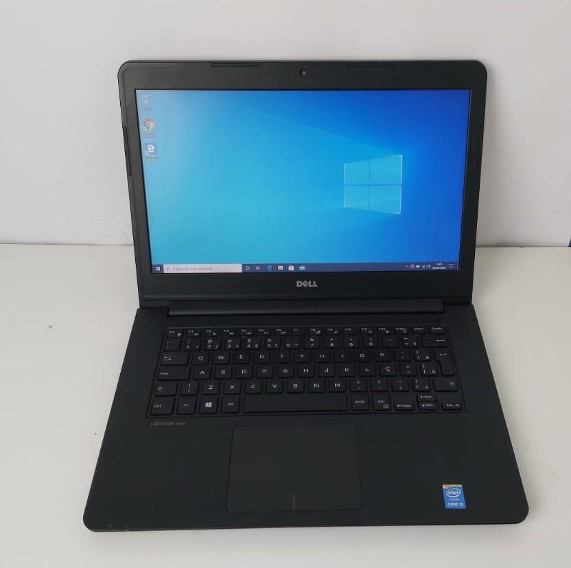 """Notebook Dell Latitude 3450 14"""" Intel Core i5 2.2GHz 4GB HD-1TB"""