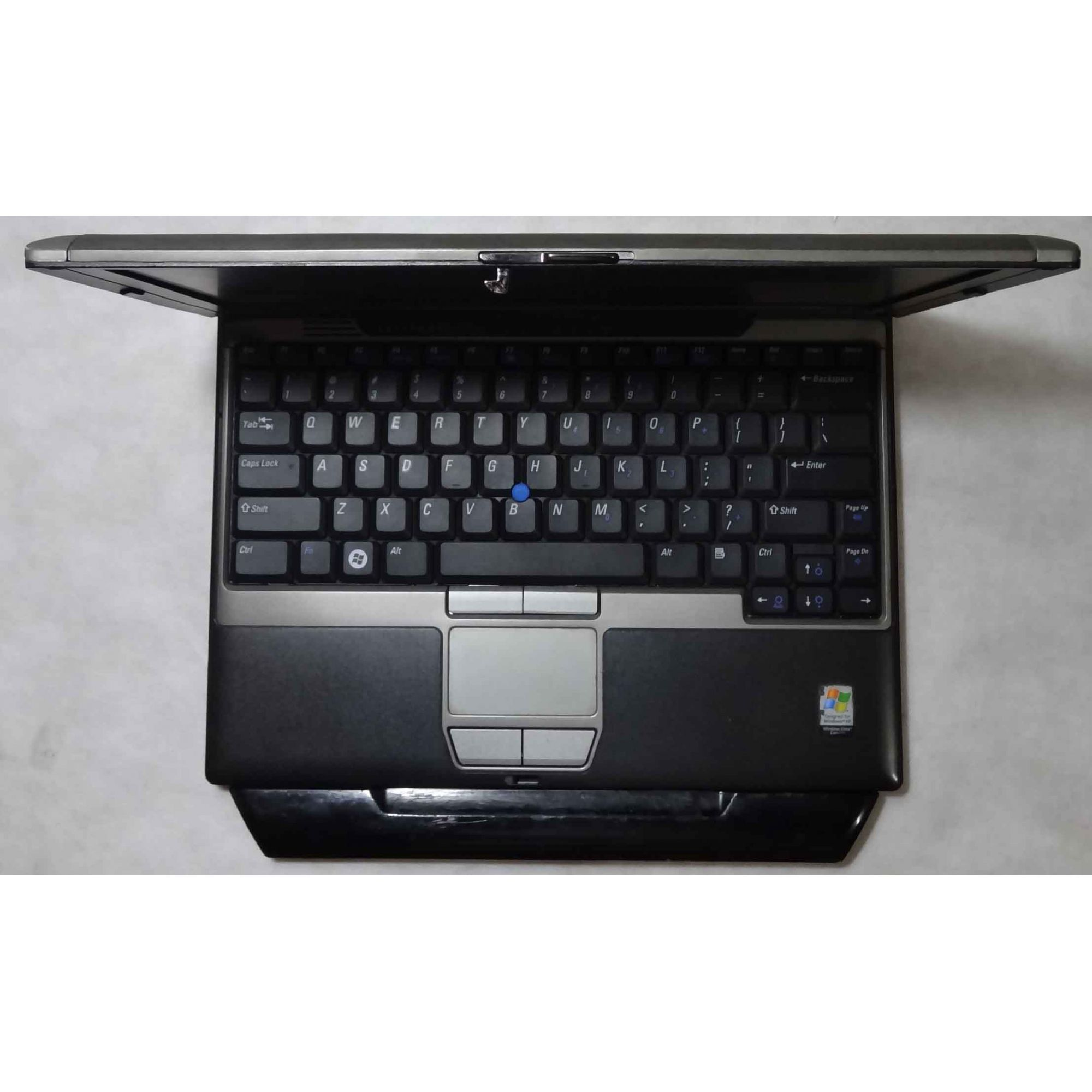 Notebook Dell Latitude D420 12.1 Intel Core Duo 1.2GHz 2GB HD-80GB (Não enviamos)