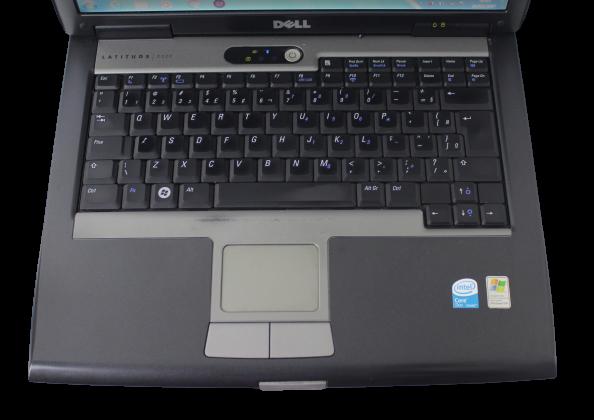 "Notebook Dell Latitude D520 15"" Intel Duo Core  1.83GHz 2GB HD-80GB - Serial DB9 - Não enviamos"