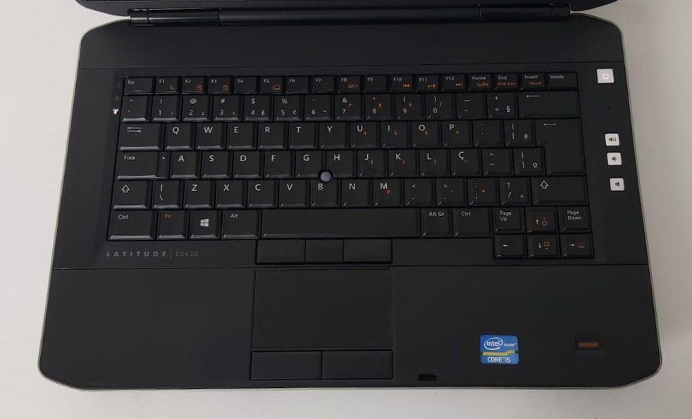 """Notebook Dell Latitude E5430 14"""" Intel Core i5 2.7GHz 4GB HD-320GB"""