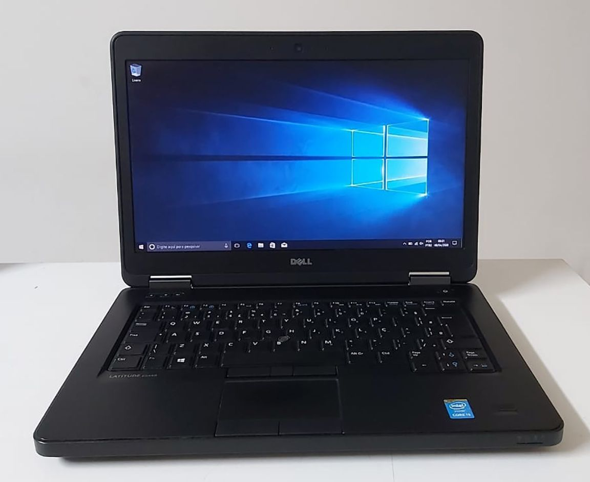 """Notebook Dell Latitude E5440 14"""" Intel Core i5 2GHz 8GB HD-500GB + 2GB Dedicada"""