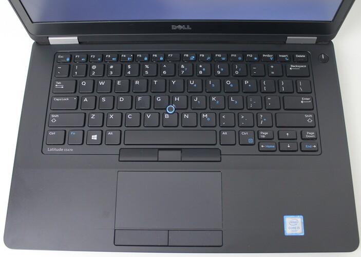 """Notebook Dell Latitude E5470 14"""" Intel Core i5 2.3Ghz 4GB HD-500GB"""