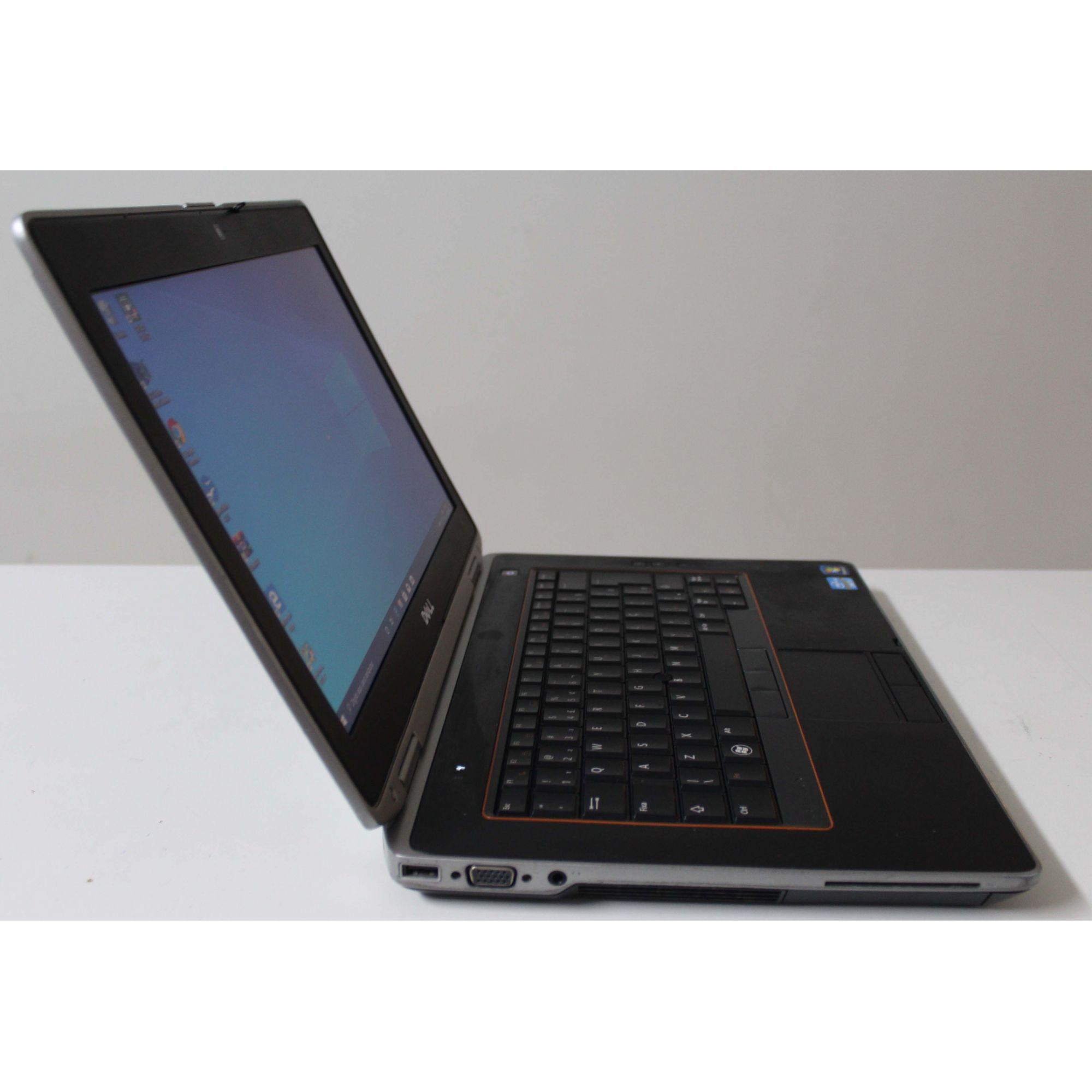 """Notebook Dell Latitude E6420 14"""" intel core i7 2.40GHz 4GB HD-500GB + 512MB Dedicada"""