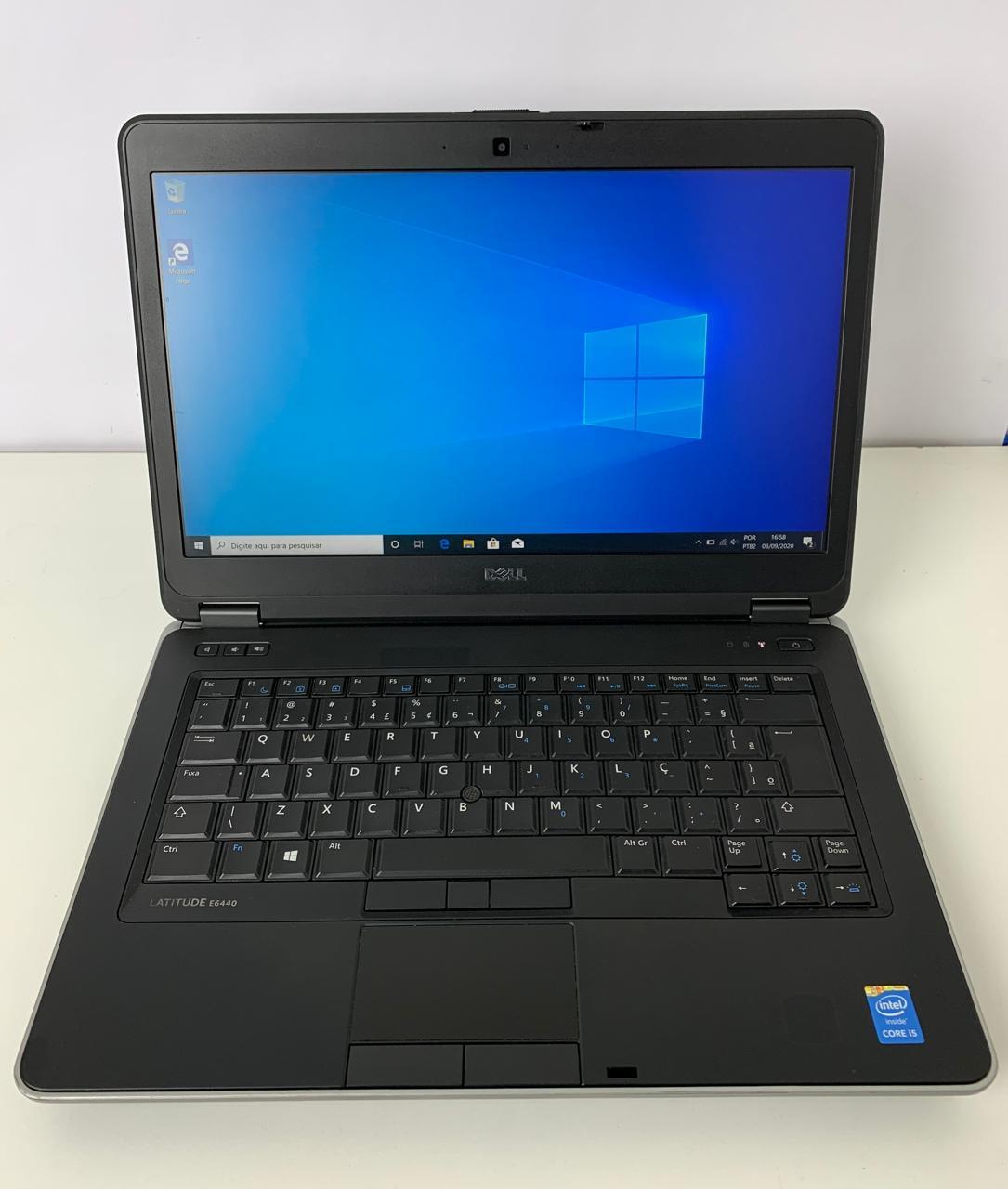 """Notebook Dell Latitude E6440 14"""" Core i5 2.7Ghz 4GB HD-500GB - Full HD"""